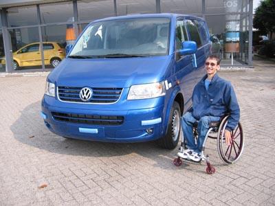 Mijn nieuwe Volkswagen Transporter T5