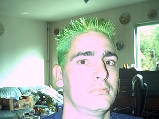 Errr, groen ?