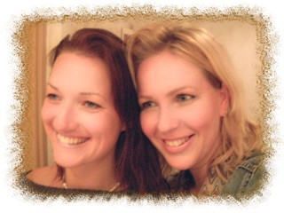 Ik en mijn liefste vriendinnetje angelcakes