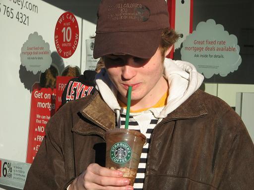 Starbuck :D