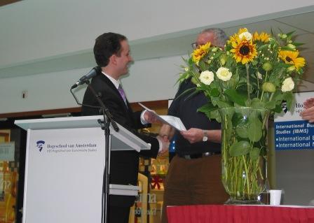Diploma gekregen!