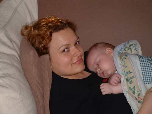 Met mama