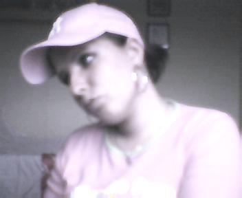 Eerste foto die gemaakt is op de webcam :)
