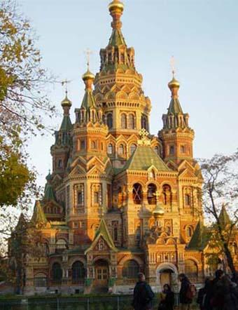 Rusland, wat een licht, wat een kerk, wat een reis...
