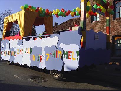 Met carnaval...