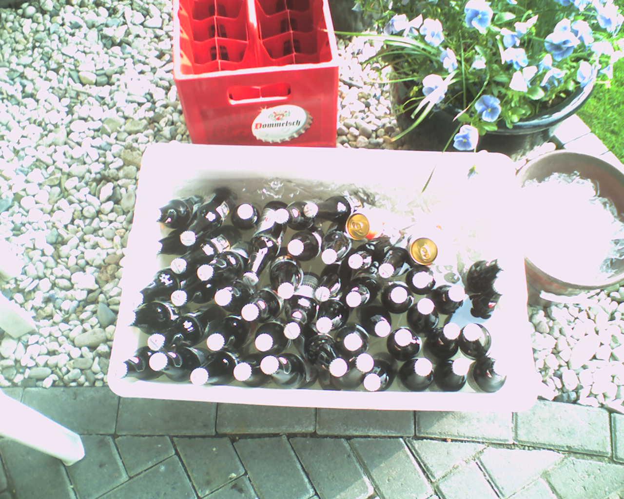 Het bier, dat het even duidelijk is!