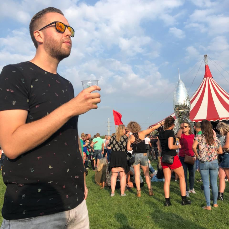 chillen @ festival