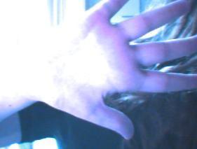 Reckonize the hand.
