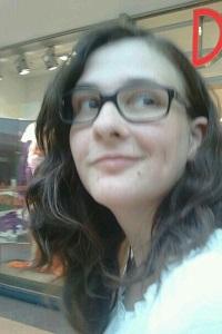 Met gepikte bril