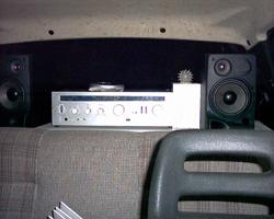 Fiat Uno Stereo