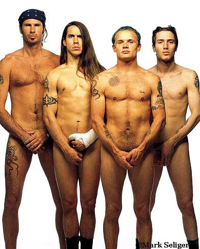 Red Hot Chili Peppers :D