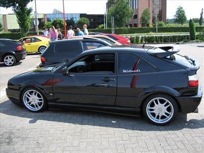 Waar het allemaal om draait: Volkswagen Corrado!