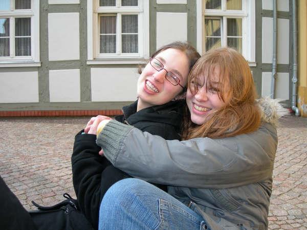 Jolanda en ik