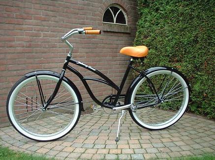 Mijn fiets O+