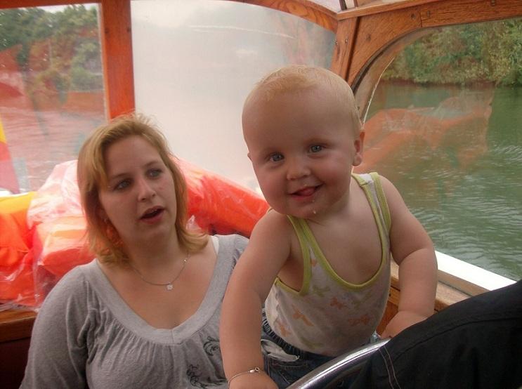 Mijn zoon en de vriendin