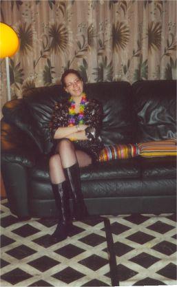 fotootje van mezelf na 70ties feestje