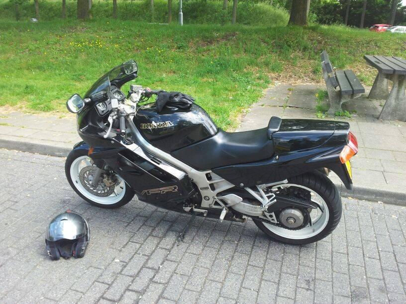Nieuwe fiets. :D
