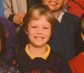 Ik in 1990