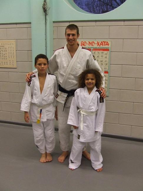 Gianni & Franny Judo