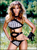 Beyonce Giselle Knowles!
