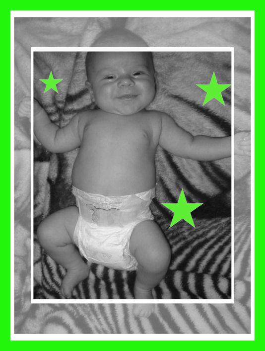 Dit is mijn zoontje Rodney!!Geboren 16-12-06