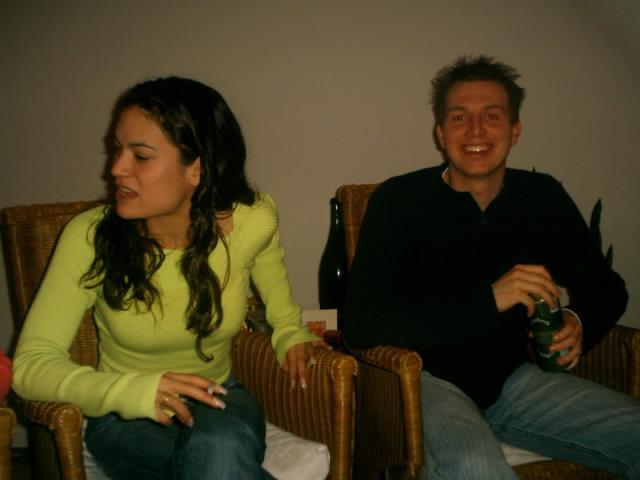 20-3-04 op een feessie :)