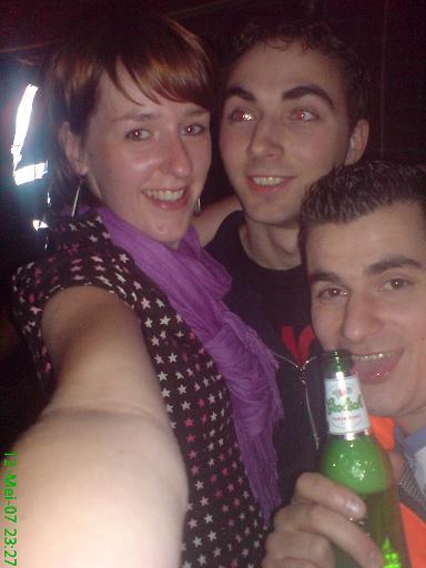 Met Robin en Angelo