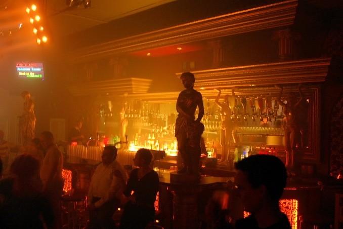 Mijn bar!