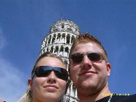 In Pisa natuurlijk