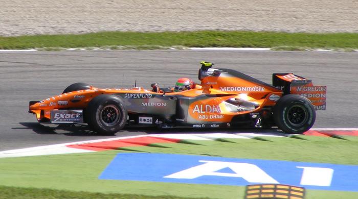 Formule 1 Bolide
