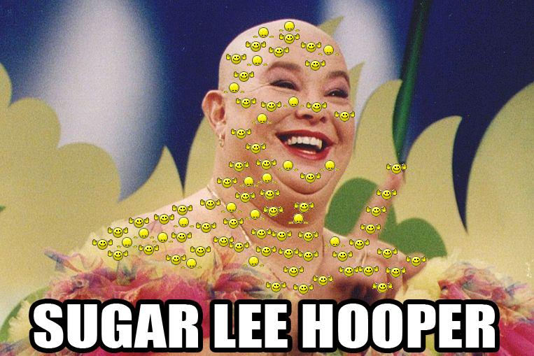 Sugar Lee Hooper