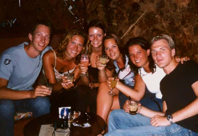 Vakantie kos zomer 2002