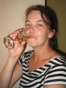 Glaasje Champagne