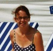 Op het strand in Knokke