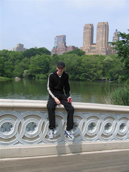 2 jaar geleden in Central Park