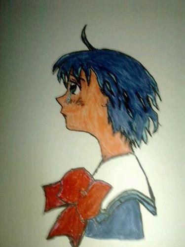 manga schoolmeisje
