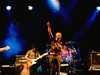Van Dik Hout op Vlietpop 5 juli 2003