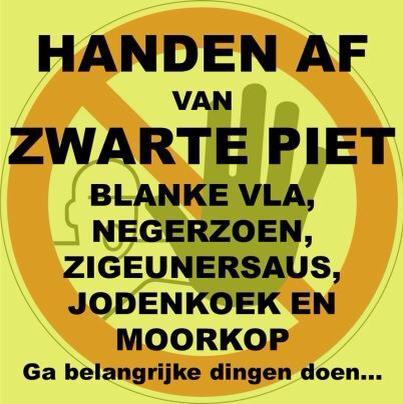Handen af van Piet!