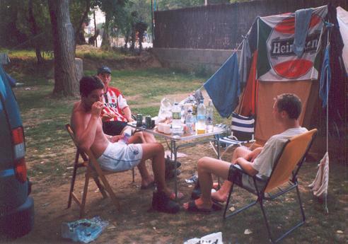 Vakantie 2001 in Argelès sur Mer