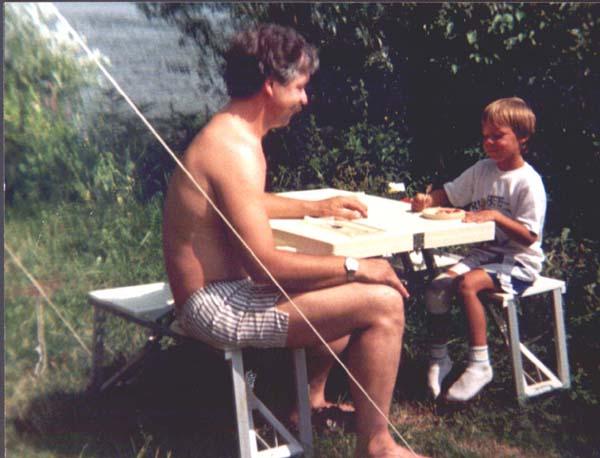 Pa en ik
