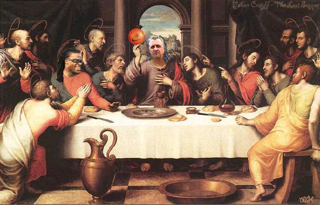 Johan Cruijff - The Last Supper