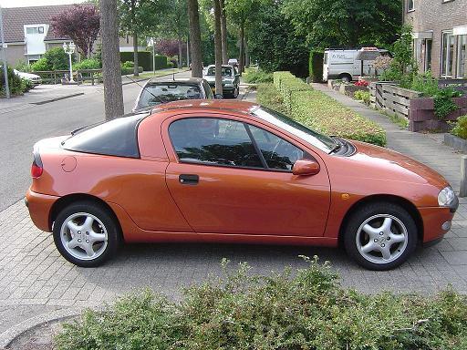 mijn auto :-)
