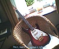 Mijn gitaar!!!
