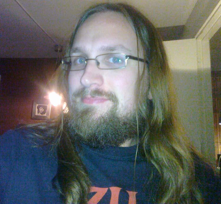 Too much beard wont kill you