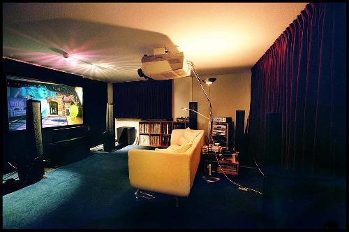 Foto van mijn Home Theater