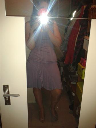 Nieuw lichaam, nieuw jurkje :)