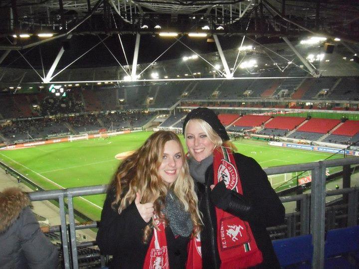 Hannover-Twente!