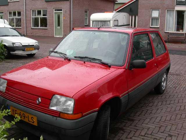 Mijn eigen autotje :)