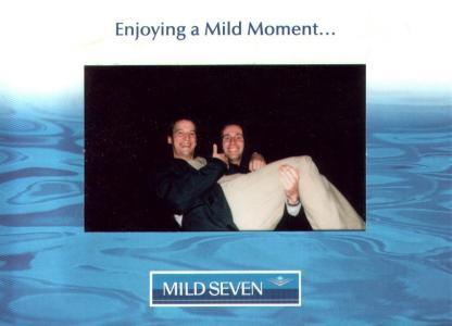 Enjoying a Mild Moment