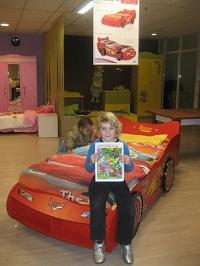 winnaar van de jaarlijkse tekenwedstrijd 2009